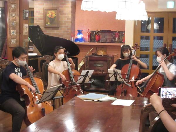 都内在住の中高生・音楽夏期セミナー3日間終了