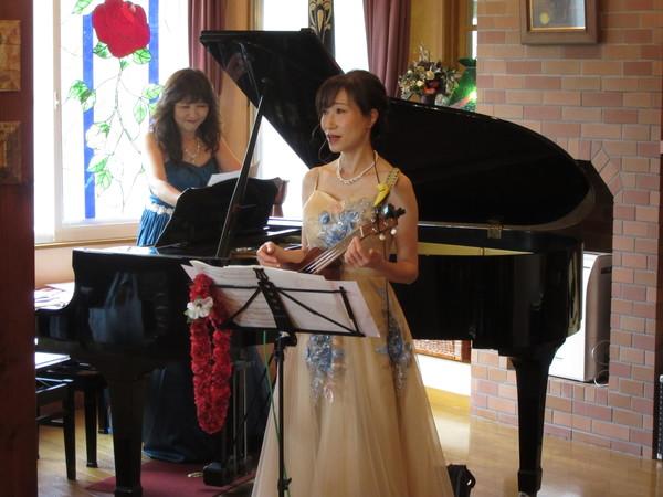 Pian duo Emu のSummer Concert(8/11)開催